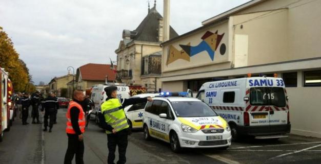 Большинство жертв крупного ДТП во Франции сгорели заживо