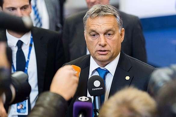 Виктор Орбан, премьер Венгрии