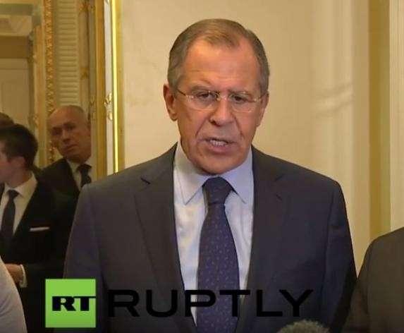 Заявление Сергея Лаврова по итогам переговоров в Вене