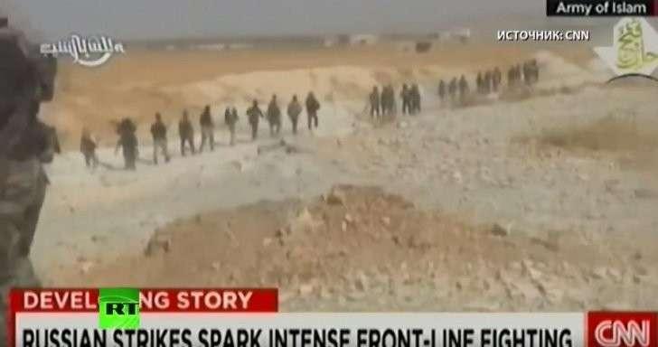 Лживые западные СМИ продолжают придумывать страшные небылицы о кампании РФ в Сирии