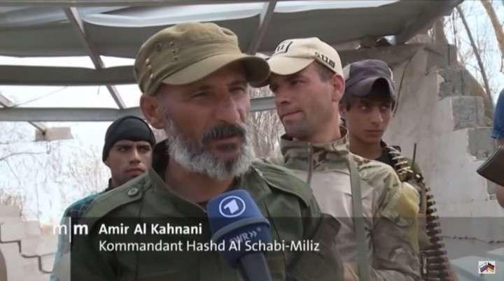Немецкое ТВ: Ирак восхищается Путиным