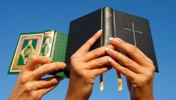 Тексты из главных религиозных книг поднимут над Законом
