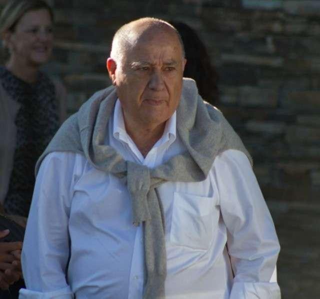 Амансио Ортега стал самым богатым человеком в мире