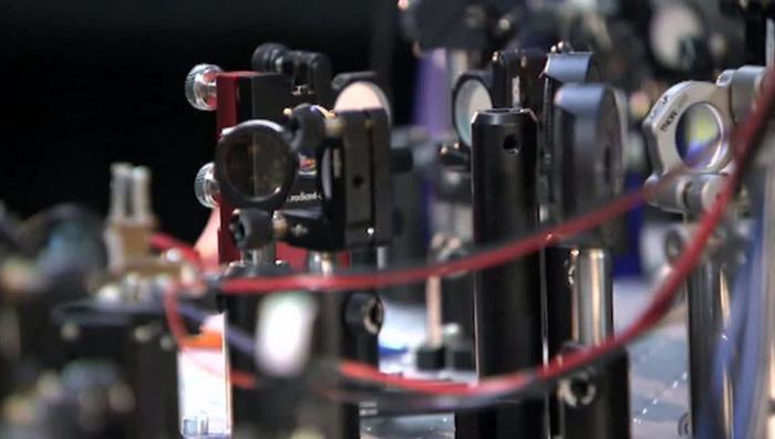В Сколково представили революционную технологию защищённой передачи информации