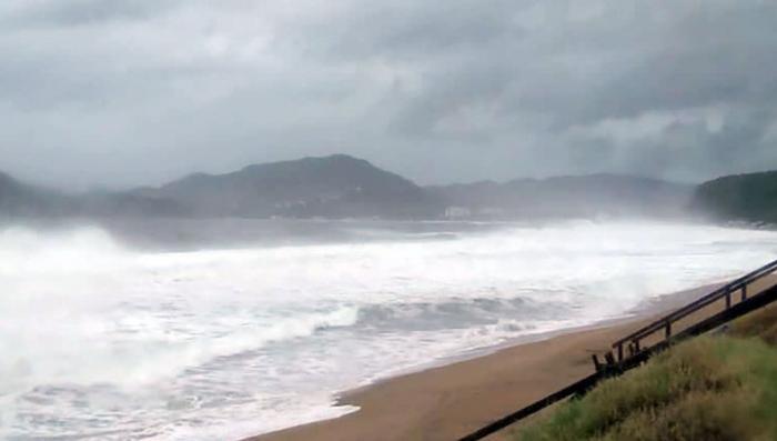 Ураган «Патрисия» достиг побережья Мексики и потерял силу