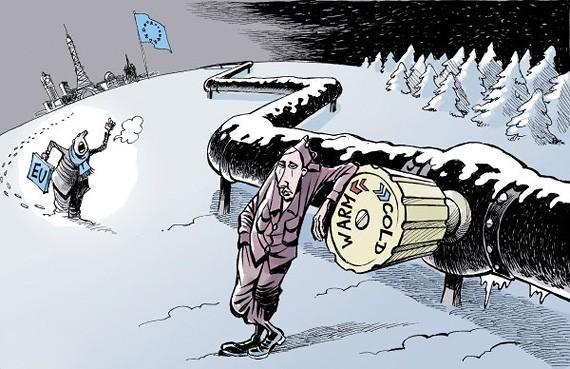 Газ – это не политика! До ЕС всё-таки дошло?