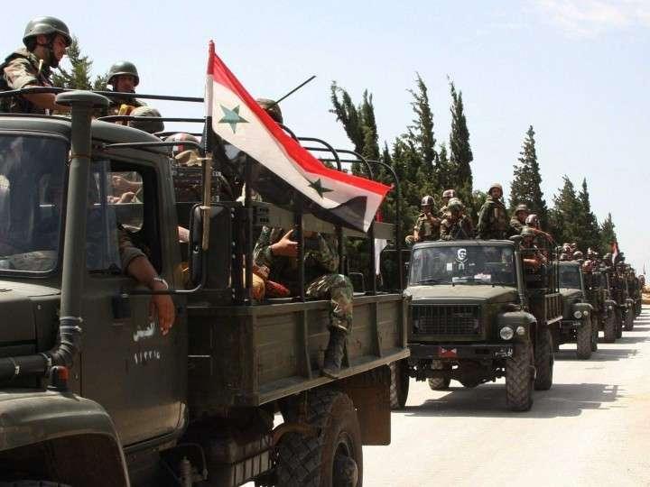 Опять о Сирии