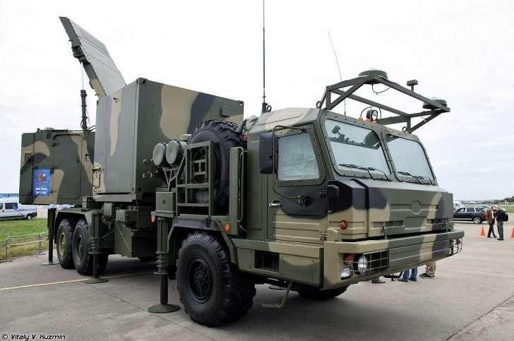 Круговая оборона: С-350 «Витязь»