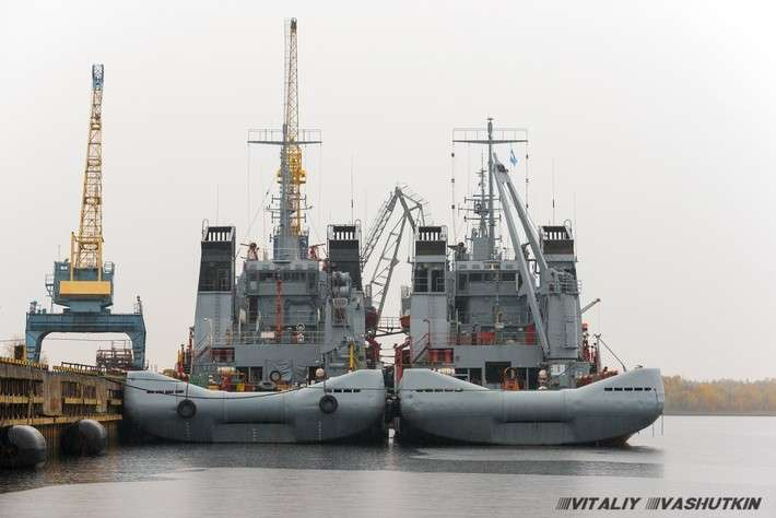 Буксиры для ВМС Аргентины