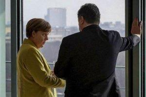 Меркель не собирается тормозить в своём «Походе на Восток»