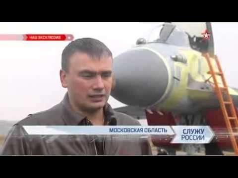 Первые испытания: кадры полета новейших корабельных истребителей МиГ-29