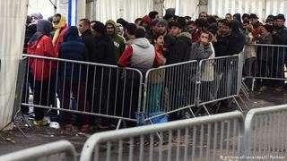 Беженцы в ФРГ