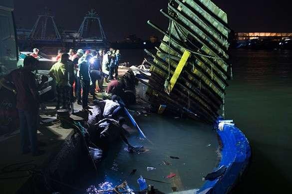 В Канаде затонуло судно с пассажирами