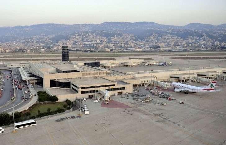 Международный аэропорт Бейрута