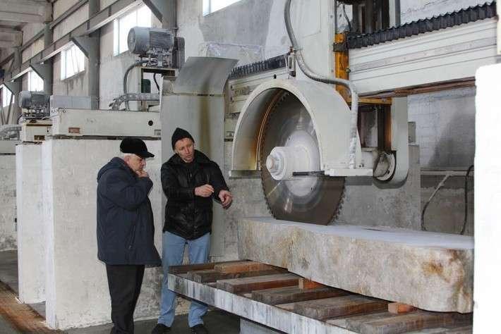 В Челябинской области открылся завод по переработке гранита