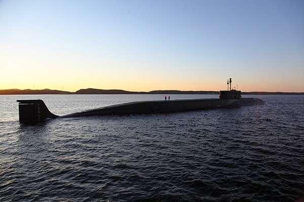 Подводную ракету «Шквал» назвали одной из лучших в мире