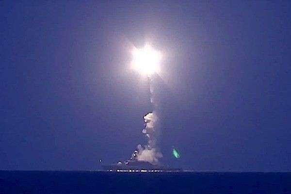 Названа дальность ракет «Калибр»