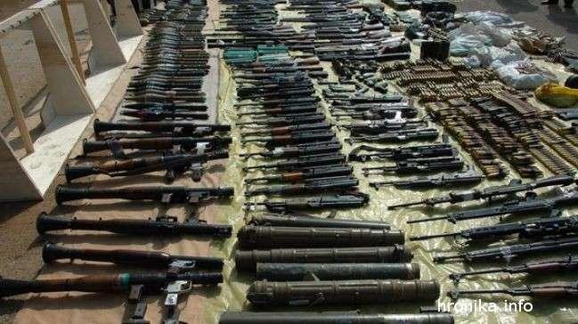 НАТО тайно вооружает террористов