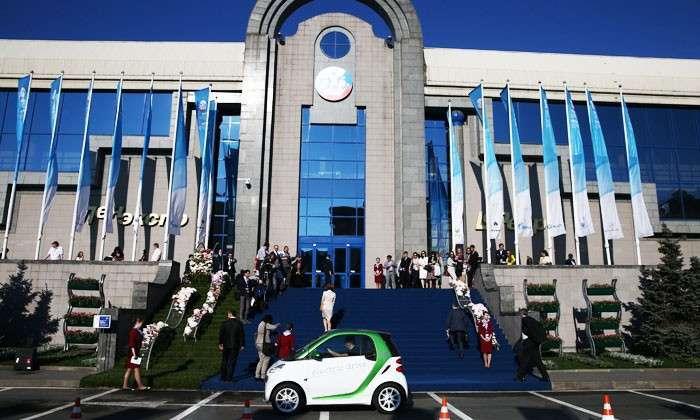 Петербург начал  «стричь  миллионы». ПМЭФ-2014: на первые роли выходит второй эшелон мирового бизнеса