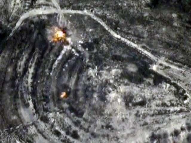 Прибывшие из Турции самолёты эвакуировали 500 террористов ИГ