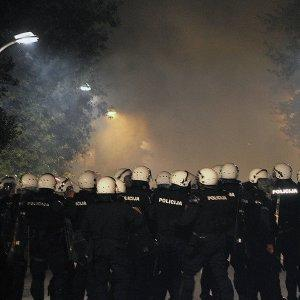 Черногория вновь заявляет о причастности России к протестам в стране