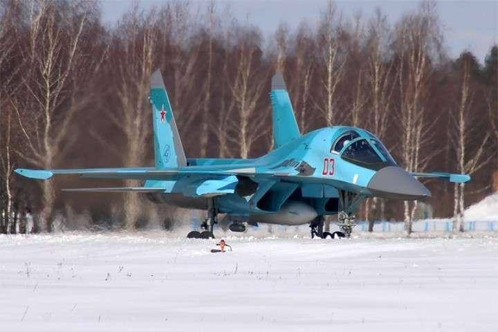 Новости России: за Су-34 встала очередь
