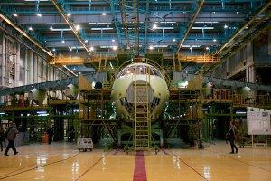 В Ульяновске показали, как делают воздушный топливозаправщик