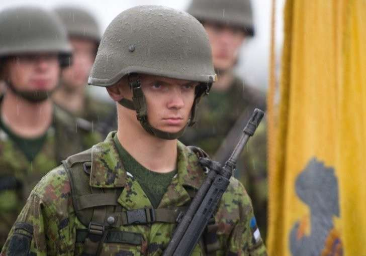 В Эстонии жалуются, что военнослужащие НАТО отпугивают туристов