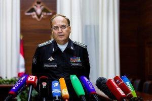 Голословная ложь в адрес ВКС РФ свидетельствует об информационной войне против России