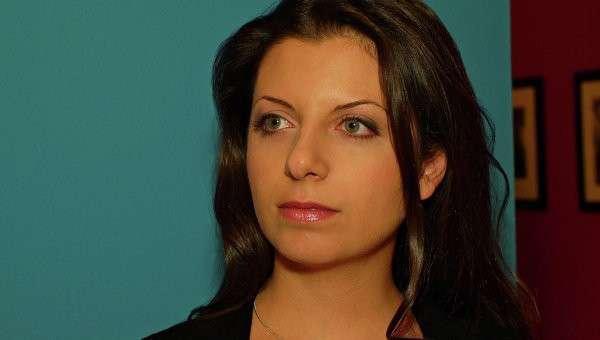Главный редактор агентства Россия сегодня и телеканала RT Маргарита Симоньян. Архивное фото