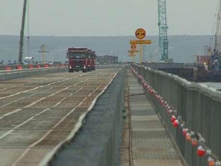 Стало известно, когда откроется Керченский мост
