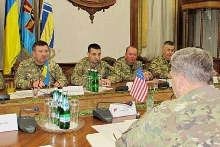 Американские недовоенные приехали в гости к недоукраинцам в Киев