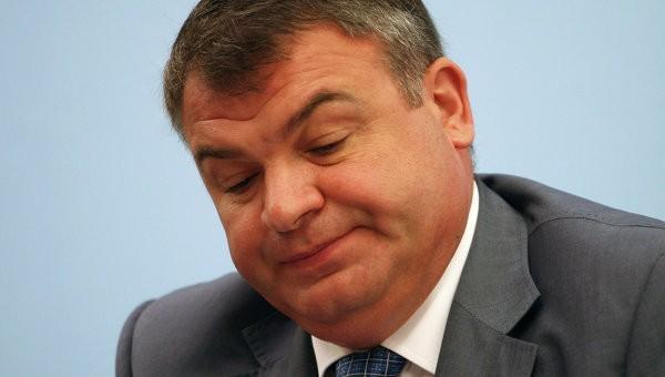 Анатолий Сердюков назначен индустриальным директором по авиапрому госкорпорации Ростех