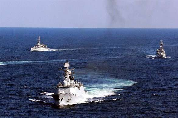 в Южно-Китайском море