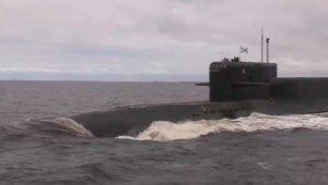 Корабли ВМФ РФ провели пуски крылатых и баллистических ракет