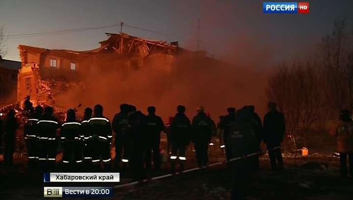 Взрыв под Хабаровском: эксперты и очевидцы расходятся во мнениях