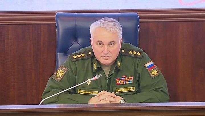 Генштаб ВС РФ: говорить о победе над боевиками в Сирии пока рано
