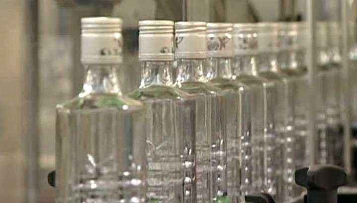 В Северной Осетии прошёл рейд МВД против контрафактной спиртовой продукции