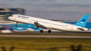 При приземлении в Каире Airbus A321 ударился хвостом
