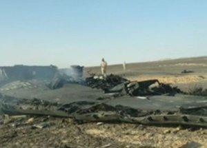 Появились первые фото с места катастрофы Airbus A321