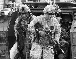 США перенесли совместные военные учения на Украине