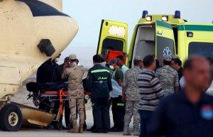 Чёрные ящики разбившегося в Египте А321 повреждены незначительно