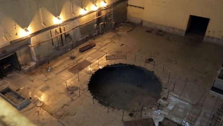 Челябинское хранилище урана наконец изолировали от окружающей среды