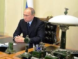 Владимир Путин о крушении Аэробуса А321: «Это – огромная катастрофа»