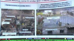 Госпиталей, в бомбардировке которых западные СМИ лживо обвинили ВКС РФ, не существует