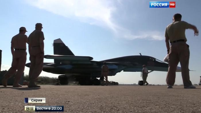 Российские штурмовики разгромили укрепрайон террористов