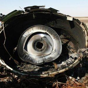 Спутник США обнаружил тепловую вспышку при падении Аэробуса А321 на Синае