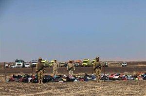 Лайнер «Когалымавиа» мог погибнуть из-за взрыва на борту