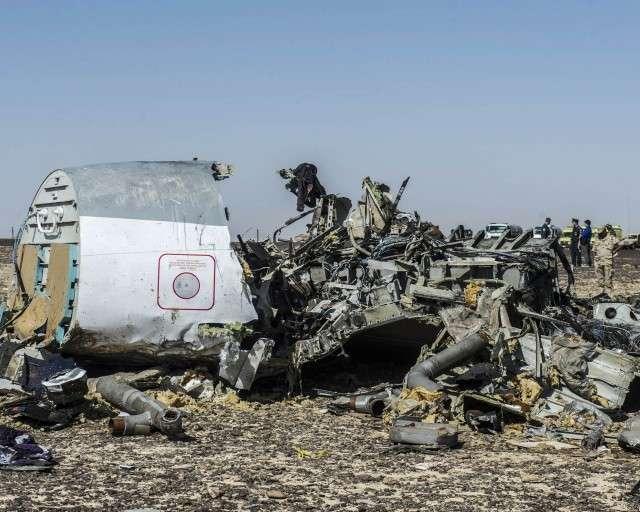 Эксперт: Характер повреждений тел пассажиров говорит о сильном взрыве на борту A321