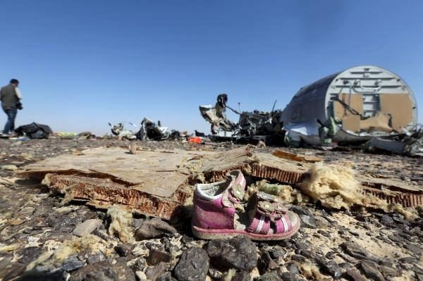 Египетский медэксперт заявил, что травмы погибших говорят о взрыве на борту Airbus 321